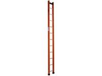 Escada de fibra singela degraus D